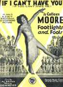 Footlights & Fools Fabulous Photo Cover 1929