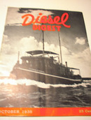 OCTOBER 1938 ISSUE DIESEL DIGEST