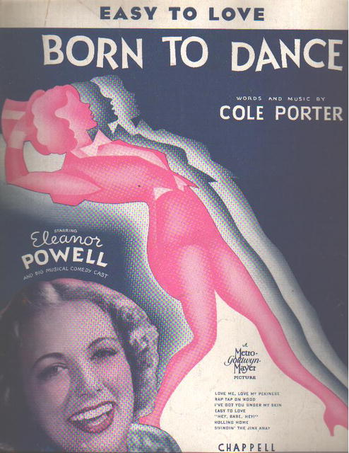 Eleanor Powell Easy to Love Cole Porter 1936
