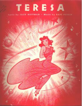 Teresa 1947 Jungle Rhumba Beautiful cover