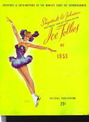 Ice Follies of 1953, souvenir program