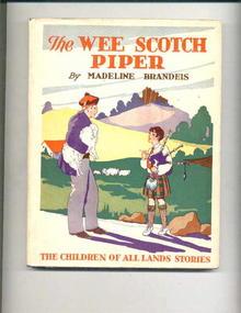 The Wee Scotch Piper, 1929