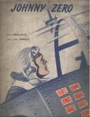 Johnny Zero 1943 WWII Fighter Pilot Cover art