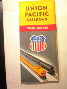 SEPTEMBER 12,1948 UNION PACIFIC RAILROAD