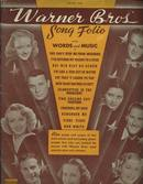 Warner Bros. Song Folio, 1938