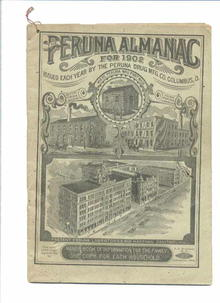 Peruna Almanac for 1902