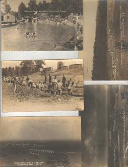 5 1917 WWI Ft Oglethorpe TN Officer Training