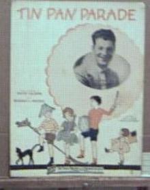 Tin Pan Parade Edward Lowry 1927