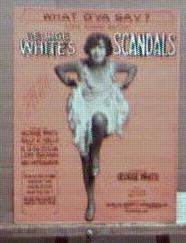 George Whites Scandals 1928 What D'Ya Say?