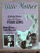 Four Sons song Little Mother 1928 Vic Meyers
