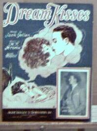 Dream Kisses 1927 Yellen & Jerome, John Steel