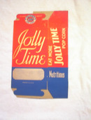 1939 JOLLY TIME POP CORN BOX V-GOOD CONDITION