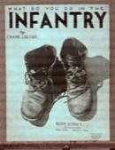 What Do You Do In the Infantry 1943 photo cov
