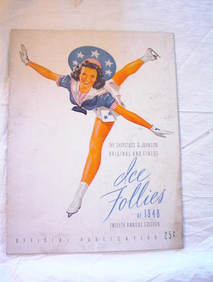 ICE FOLLIES OF 1948 OFFICIAL PUBLICATION
