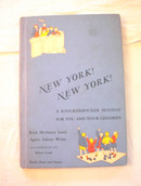 New York New York by Ruth Mcaneny loud