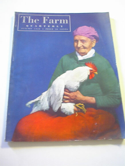 The Farm Quarterly,Autum.1948,GREAT COVER