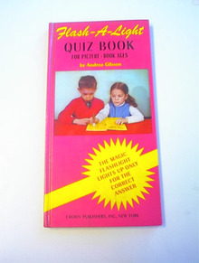 Flash-A-Light Quiz Book by Andrea Gibson
