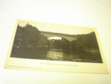 1910 Echo Bridge,Newton Upper Falls,Mass