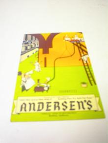 1950's Hap-Pea And Pea-Wee Andersen's