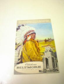 1960's Oklahoma Biltmore Oklahoma City