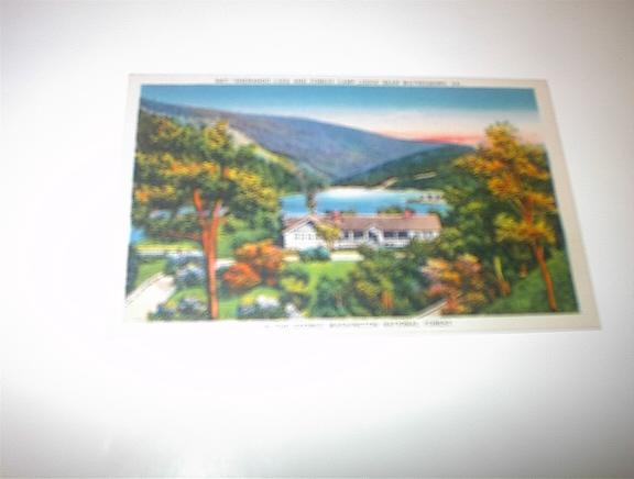 1940 Sherando Lake & Forest Camp Lodge,Va