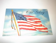 GREAT 1940's  OLD GLORY
