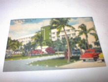 1957 Key Biscayne Hotel Key Biscayne,Fla