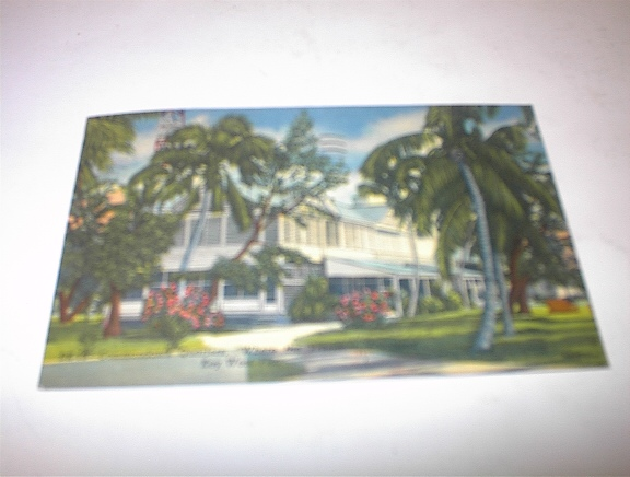 1957 Commandants Quarters Key West Florida