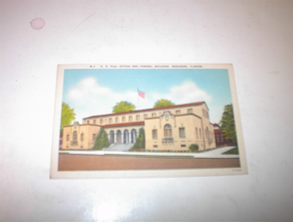 1930's U.S. Post Office & Federal Build,Fla