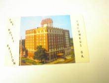 1950's The Hotel Ralston.Columbus,GA