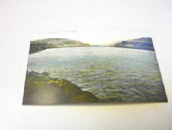 Upper Colubia River,Oregon,1908