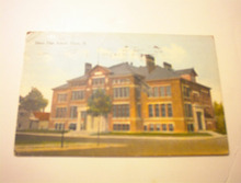 1909 Dixon High School,Dixon,Ill