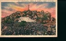 Mt. Rubidoux, Riverside California
