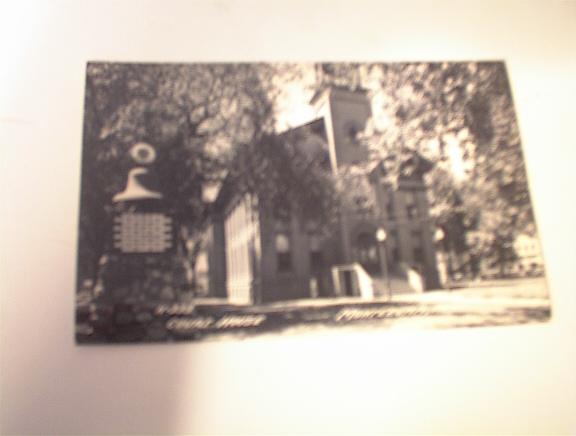 c1950 Court House Montezuma,Ia