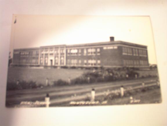 c1950 High School Montezuma,Ia
