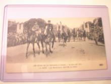1919 Le Defile-Les Marechaux JOFFRE et FOCH