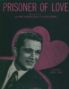 Prisoner of Love by L Robin C Gaskill,Russ C