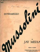 Mussolini by Jay Media! From 1927!