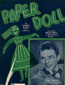 Paper Doll Sung By Frank Sinatra!