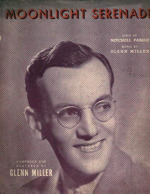 Moonlight Serenade by Glen Miller!