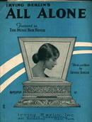 All Alone by Irving Berlin!