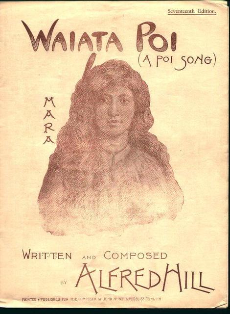 Waiata Poi by Alfred Hill!