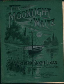 The Moonlight Waltz by Fredrick Knight Logan