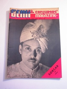 GENII,4/1958,Vol.22-No.8.SORCAR Of India cov