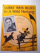 Saddle Your Blues To A Wild Mustang