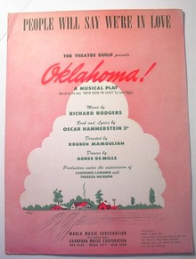 People Will Say We're In Love-Oklahoma!