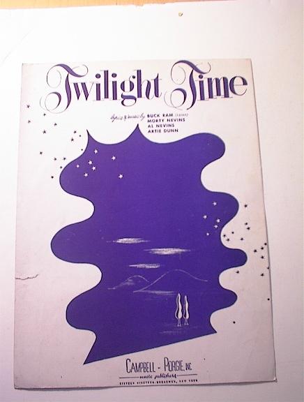 Twilight Time/Buc Ram-Morty Nevins-Al Nevins