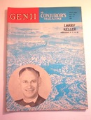 GENII,7/1954,Vol.18-N0.11.Larry Keller cover