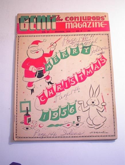 GENII,12/1956,Vol.21-No.4.Christmas Issue