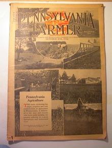 Pennsylvania Farmer,10/27/1934,PA-Agriculture